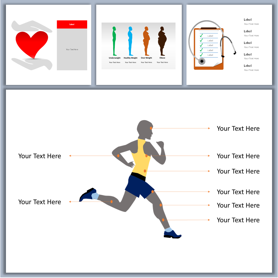 Health and Fitness Template